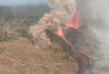 Erupcion La Palma