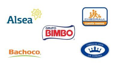 Marcas de Mexico internacionales