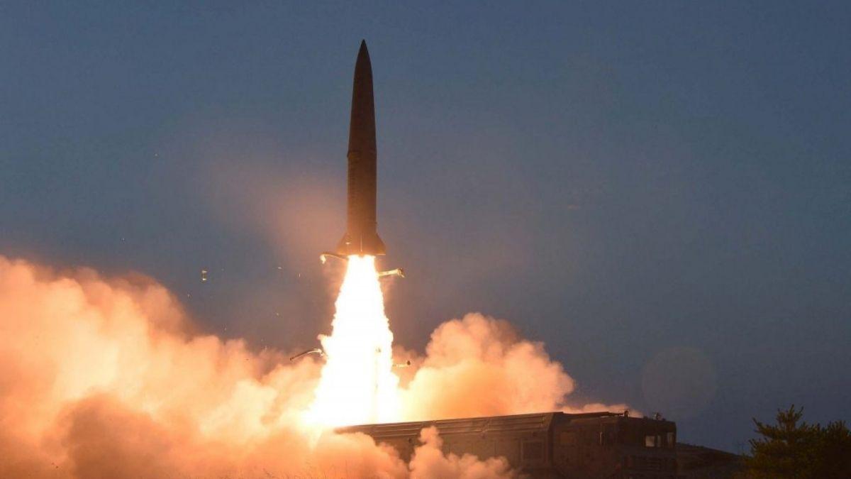 Misil Corea del Norte