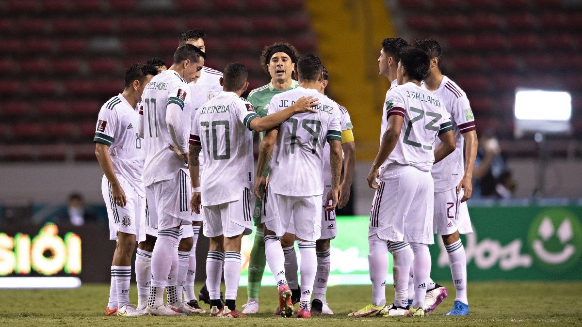 Seleccion de mexico futbol