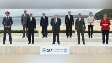 Consenso de Cornwall G7
