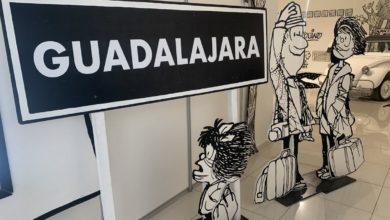 El mundo segun Mafalda Guadalajara