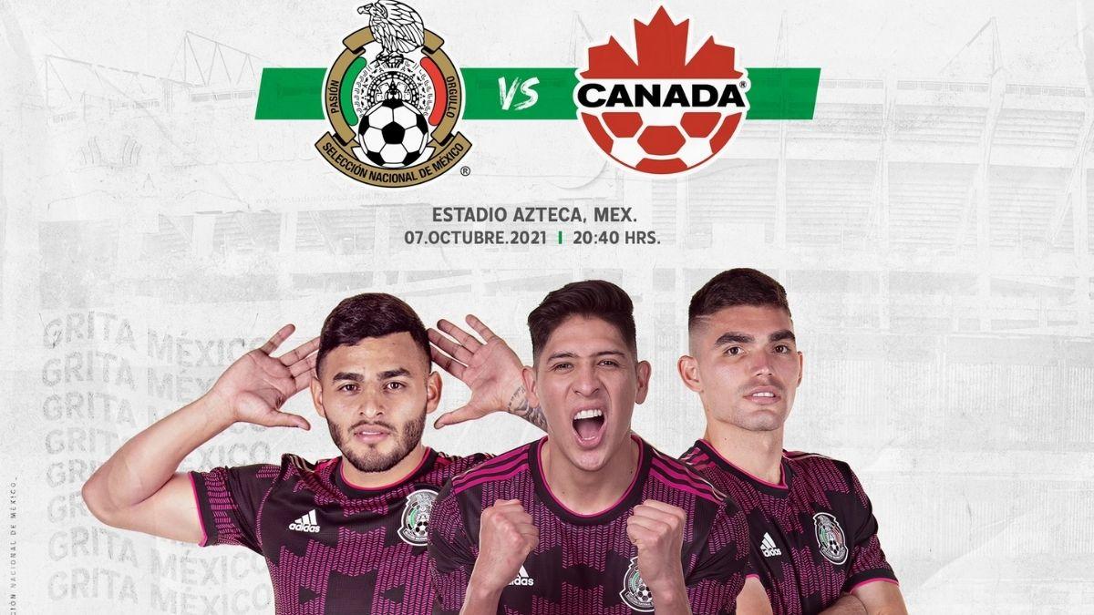 Mexico vs Canada