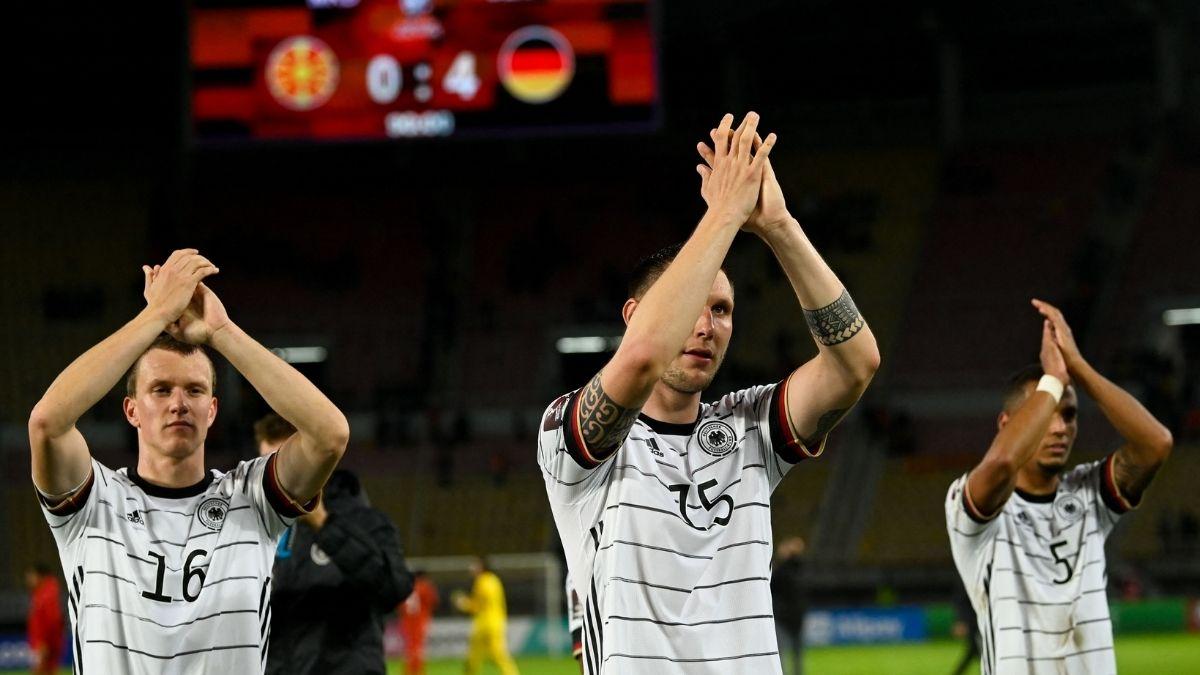Seleccion Alemania futbol