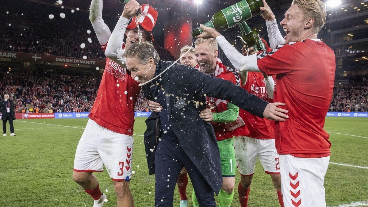 Seleccion Dinamarca futbol