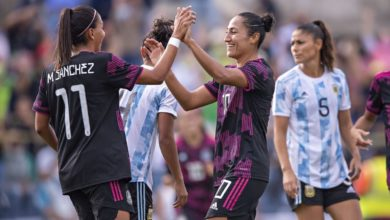 Seleccion femenina futbol Mexico